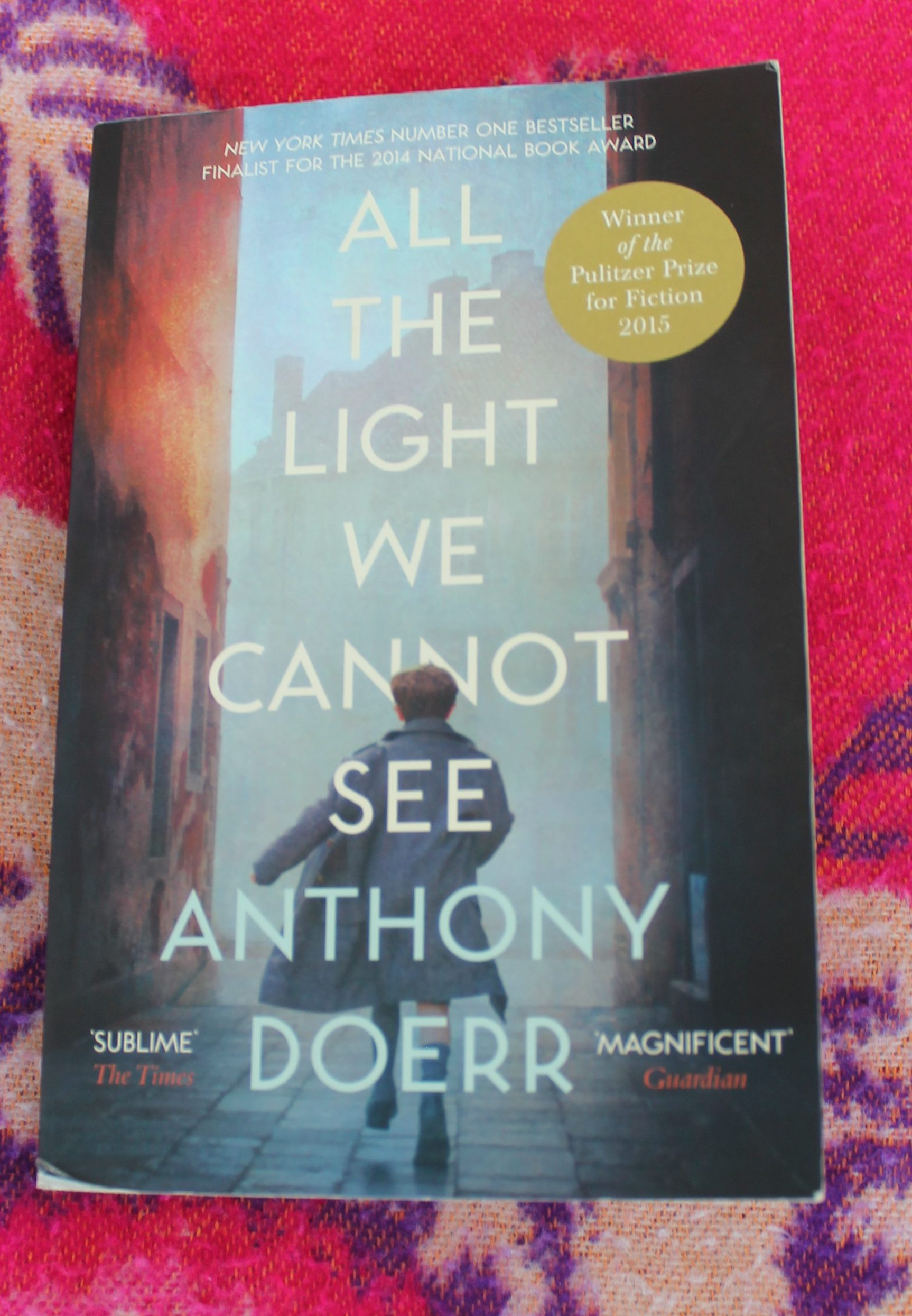 All The Light We Cannot See Anthony Doerr Always Judge A Book
